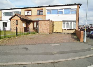 Thumbnail 3 bed end terrace house to rent in Filton Croft, Castle Vale, Birmingham