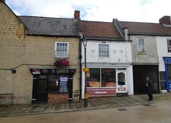 Thumbnail Commercial property for sale in 38, 38A Market Place, Bolsover, Derbyshire