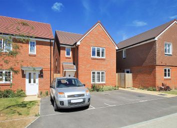 Thumbnail 3 bed detached house for sale in Primrose Place, Worthing