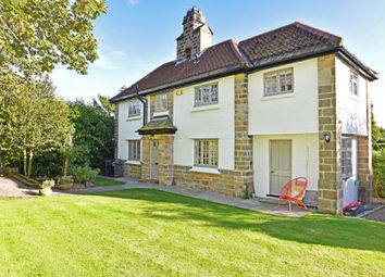 Thumbnail 4 bed detached house to rent in Yew Tree Lane, Harrogate