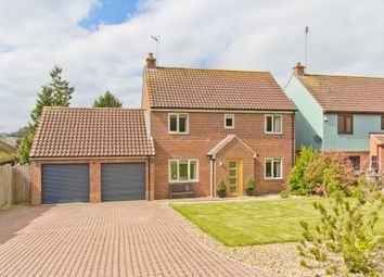 Thumbnail 4 bed detached house for sale in St. Marys View, Sporle, King's Lynn