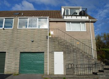 Thumbnail 3 bed semi-detached house for sale in Cherrywood Rise, Worle, Weston-Super-Mare
