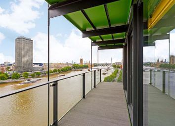 Thumbnail 2 bed flat for sale in Merano Residences, 30-34 Albert Embankment, London