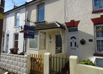 3 bed terraced house to rent in Kingswood Road, Gillingham, Kent. ME7