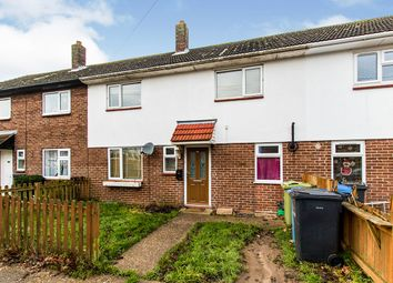 Thumbnail 3 bed terraced house for sale in Shropshire Road, Scampton, Lincoln, Lincolnshire