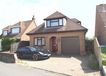 Thumbnail 3 bed detached house for sale in Anker Lane, Stubbington, Fareham