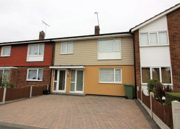 Thumbnail 3 bed terraced house for sale in Somerset Gardens, Basildon