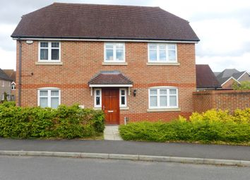 Thumbnail 4 bed detached house for sale in Turbary Road, Fleet