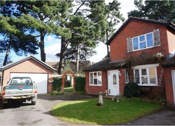 Thumbnail 3 bed link-detached house for sale in Harbourne Gardens, West End, Southampton