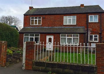 Thumbnail 2 bed detached house for sale in Burton Road, Littleover, Derby