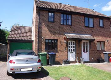 Thumbnail 2 bedroom semi-detached house to rent in Lavender Close, Melksham