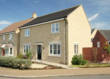 Thumbnail 4 bed detached house for sale in Merlin Close, Coopers Edge, Brockworth, Gloucester
