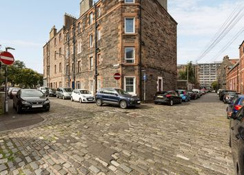 Thumbnail 2 bed flat for sale in Giles Street, Leith, Edinburgh