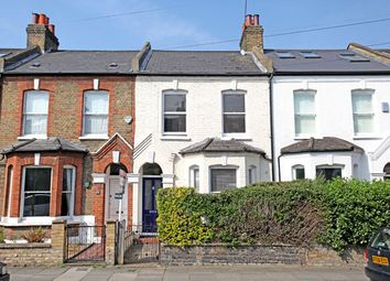Thumbnail 3 bed terraced house to rent in Brocklebank Road, London