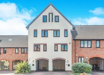 Thumbnail 4 bed terraced house for sale in Port Solent, Portsmouth, Hampshire