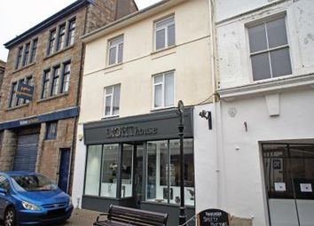 Thumbnail Commercial property for sale in 53 Causewayhead, Penzance, Cornwall
