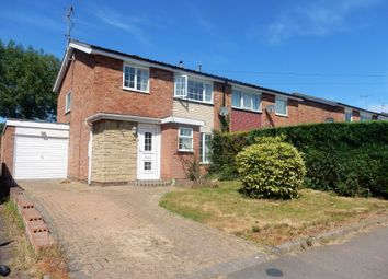 Thumbnail 3 bed semi-detached house for sale in Pembroke Drive, Carlton-In-Lindrick, Worksop