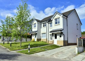Thumbnail 3 bed semi-detached house for sale in Woodview Crescent, Lhanbryde, Elgin IV30, Lhanbryde,