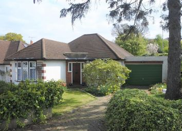 Thumbnail 2 bedroom detached bungalow for sale in Kingsmead, New Barnet, Barnet