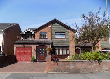 Thumbnail 6 bed detached house for sale in Wildbrook, Port Talbot, Neath Port Talbot.