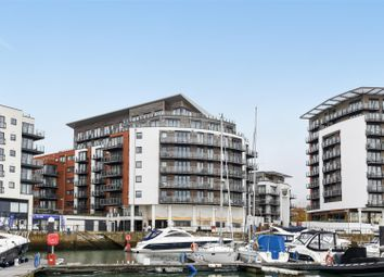 Thumbnail 1 bedroom flat to rent in Channel Way, Ocean Village, Southampton