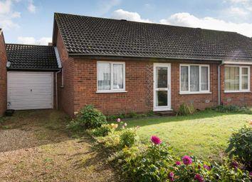 Thumbnail 2 bed semi-detached bungalow for sale in Morris Close, Norwich