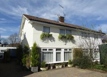 Thumbnail 4 bedroom semi-detached house for sale in The Dale, Widley, Waterlooville