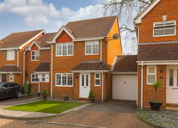 Thumbnail 3 bed end terrace house for sale in Nightingale Close, Epsom