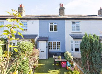 Thumbnail 2 bed terraced house for sale in Oxford Row, Thames Street, Sunbury-On-Thames