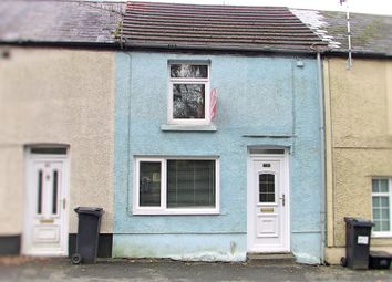 Thumbnail 2 bed terraced house for sale in Swansea Road, Trebanos, Pontardawe, Swansea