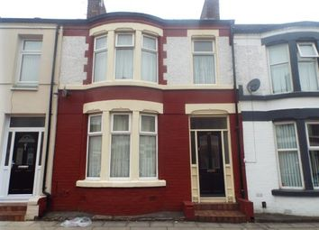 Thumbnail 3 bed terraced house for sale in Orleans Road, Liverpool, Merseyside, England