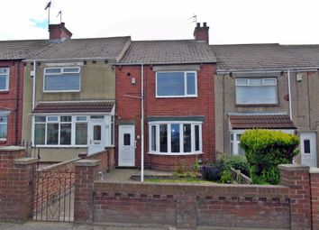 Thumbnail 2 bedroom terraced house for sale in Glenholme Terrace, Blackhall Colliery, Hartlepool