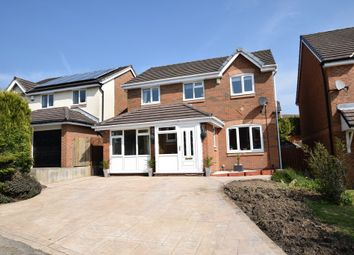 Thumbnail 4 bedroom detached house for sale in Grantley Place, Huddersfield