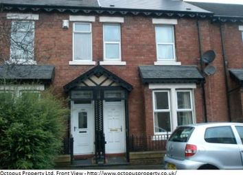 Thumbnail 3 bed terraced house to rent in Croydon Road, Newcastle Upon Tyne