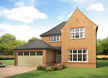 "Thumbnail 4 bed detached house for sale in ""Welwyn"" at Greenmount, Barrow, Clitheroe"