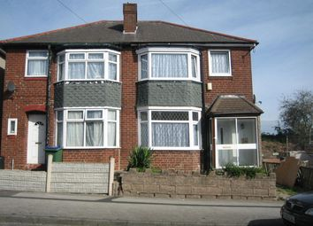 Thumbnail 3 bed semi-detached house to rent in 118 Devonshire Road, Smethwick