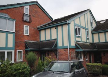 Thumbnail 2 bed mews house to rent in Garnett Road West, Porthill, Newcastle