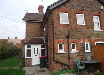 Thumbnail 1 bed flat to rent in Ifield Road, Crawley
