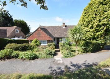Thumbnail 3 bed detached bungalow for sale in Gresham Way, St. Leonards-On-Sea