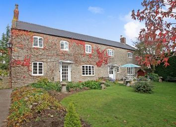 Thumbnail 4 bed detached house for sale in The Green, Easton, Wells