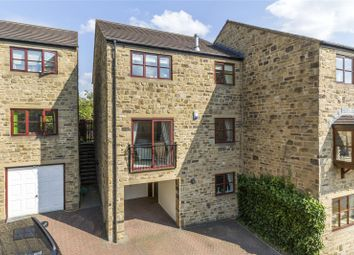 Thumbnail 4 bed terraced house for sale in School House Fold, Riddlesden, Keighley, West Yorkshire