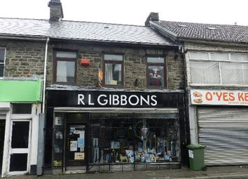 Thumbnail Retail premises for sale in 49 Tylacelyn Road, Penygraig, Rhondda Cynon Taff