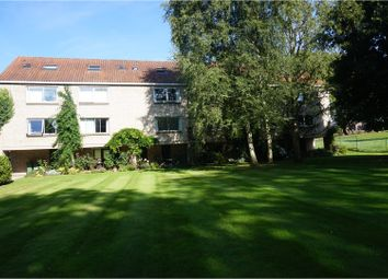 Thumbnail 2 bed flat for sale in Nunthorpe Avenue, York