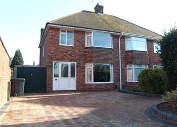 3 bed semi-detached house for sale in Raleigh Crescent, Goring By Sea, West Sussex BN12