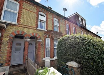Gladstone Road, Willesborough, Ashford TN24. 3 bed terraced house