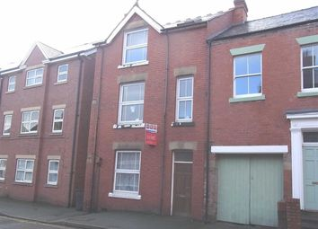 Thumbnail 1 bed flat to rent in Flat 2, 35, Salop Road, Oswestry, Shropshire