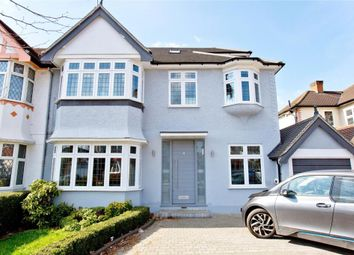 Thumbnail 5 bed property for sale in Wren Avenue, Willesden Green