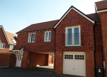 Thumbnail 1 bed flat to rent in Hedley Way, Hailsham