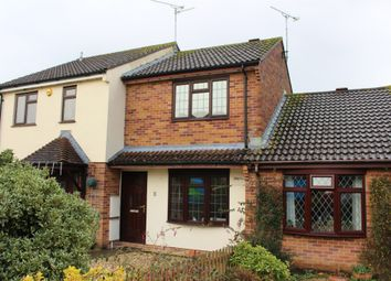 Thumbnail 1 bed terraced house for sale in Derwent Way, Yeovil
