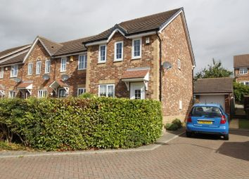 Thumbnail 3 bedroom town house to rent in Coppertop Mews, Pontefract